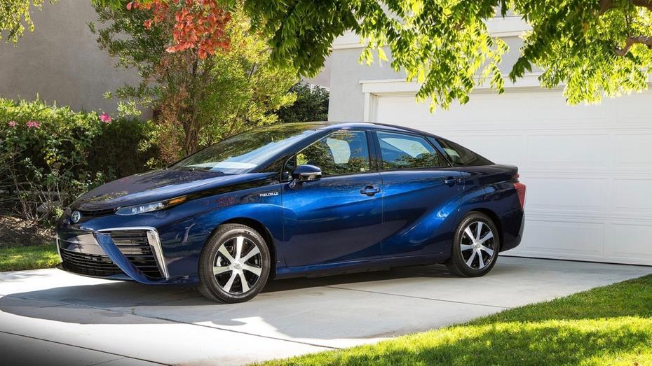 Toyota's hydrogen future 'here sooner than later' - Toyota's