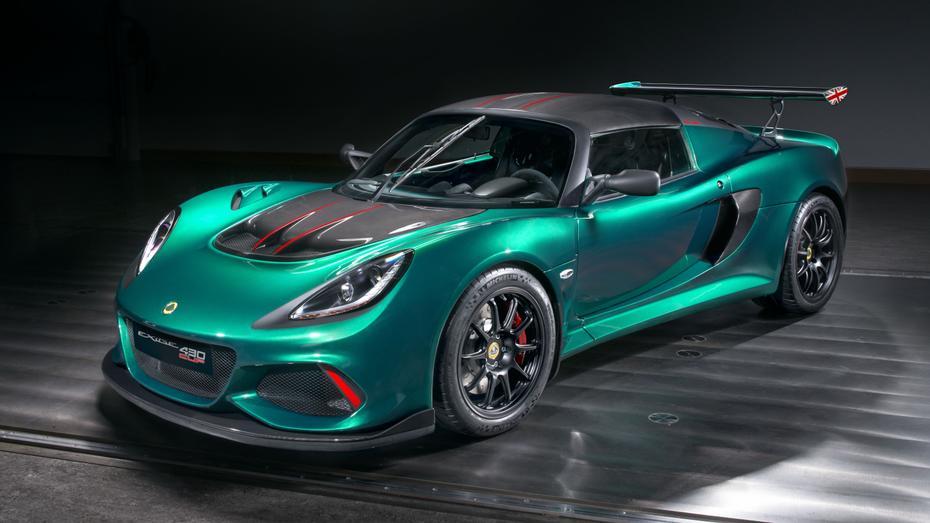 2018 Lotus Exige