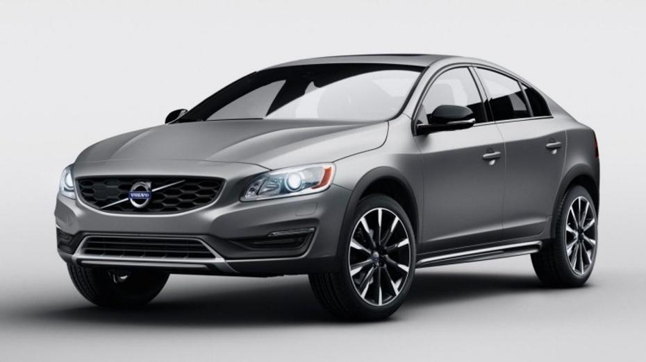 Verwonderend Volvo reveals high-riding sedan TP-49