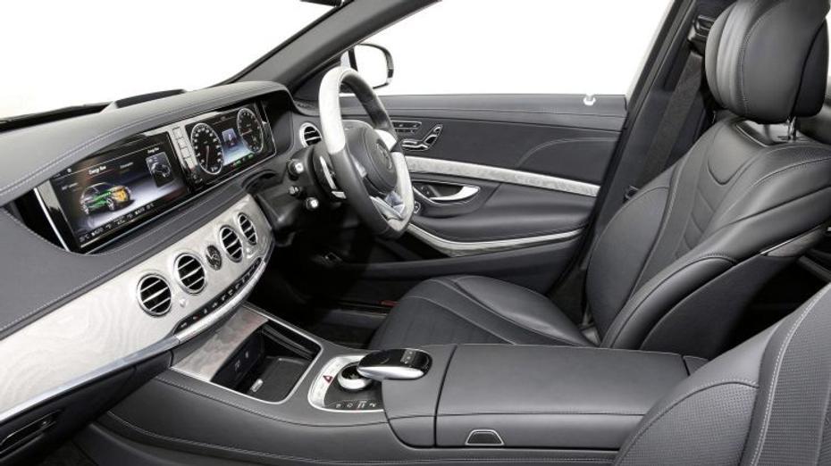 Mercedes Benz S500e New Car Review Mercedes Benz S500e New Car Review