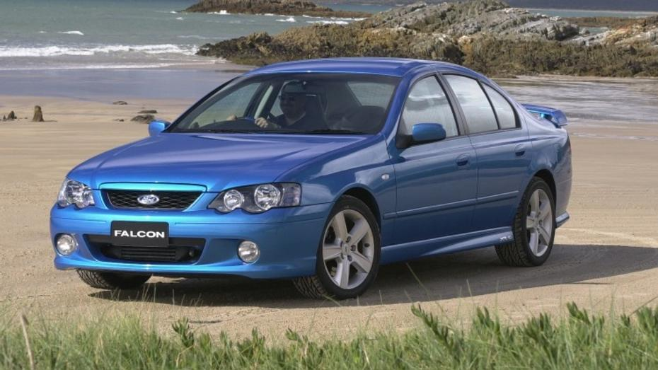Ford Falcon BA XR6 Turbo used car review