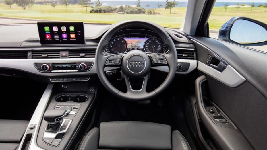 Audi A4 1 4 TFSI S-Tronic Sport new car review - Road test: Audi A4