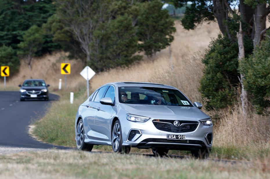 2018 Holden Commodore First Drive - 2018 Holden Commodore