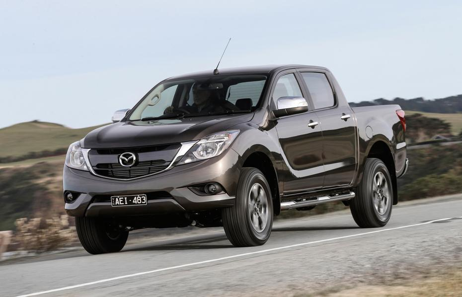2019 Mazda BT-50 USA Release, Price, Specs, And Changes >> Mazda No Change For Bt 50 Until After 2020 Mazda No Change For