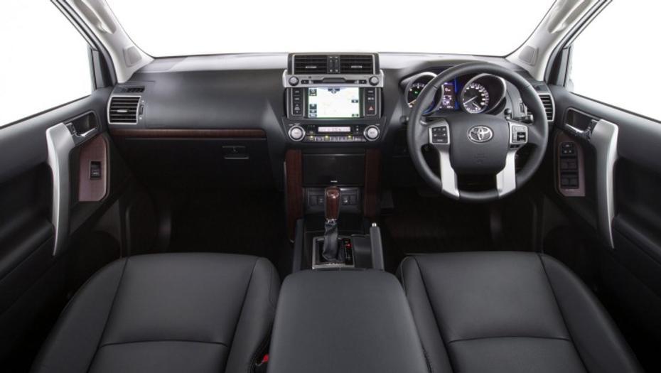 2016 Toyota Prado VX road test review