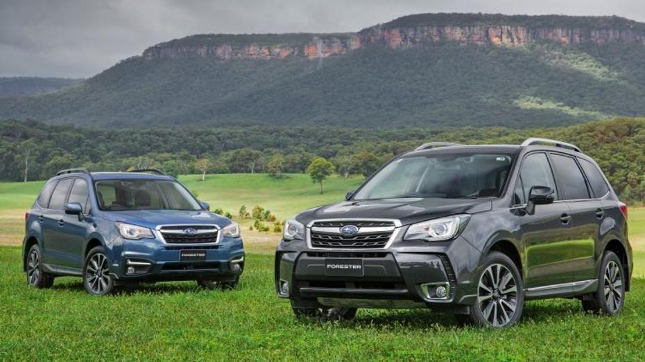 The sweet spot: Subaru Forester - The sweet spot: Subaru
