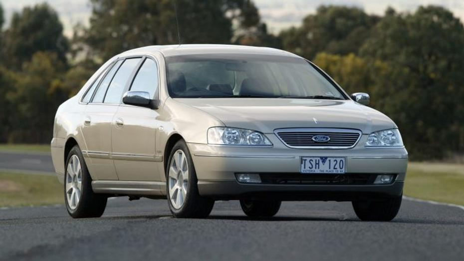 2003-2007 Ford Fairlane used car review - Used car review: Ford Fairlane