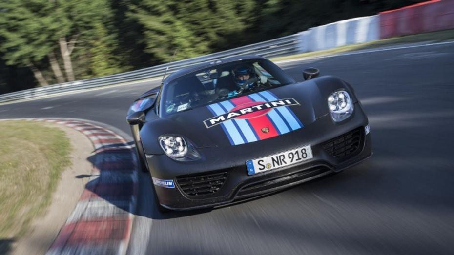 Nurburgring bans lap times