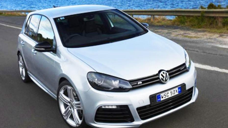 First local drive: VW Golf R