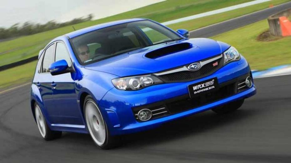 Subaru WRX STi 2008-2013: Used car review