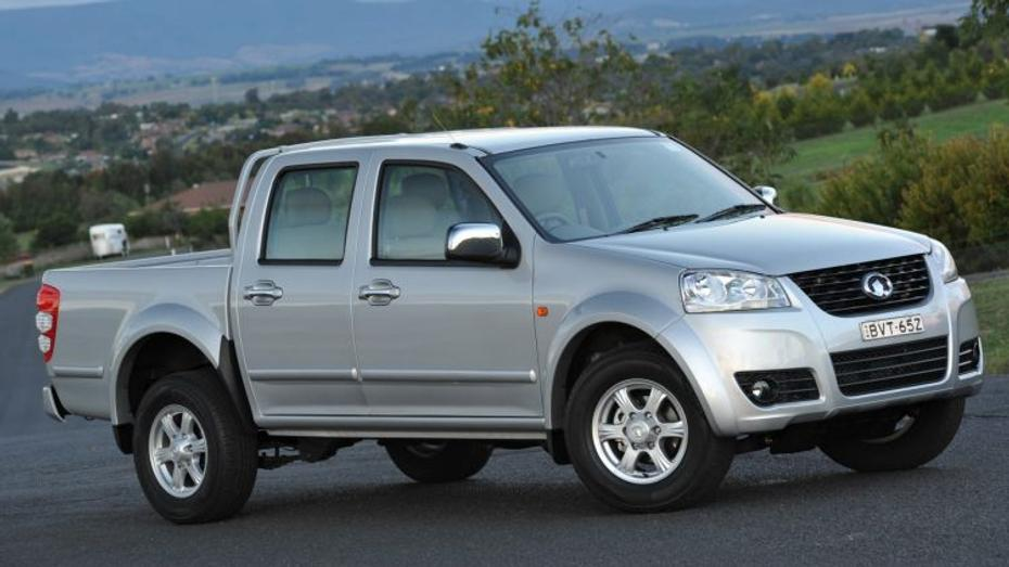 2010-14 Great Wall V200 and V240 used car review - Used review