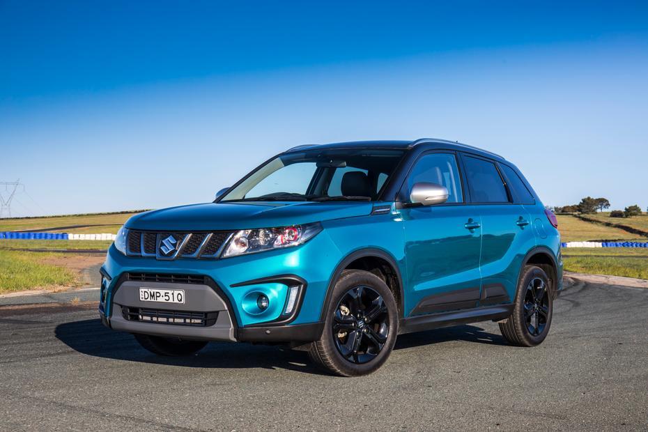 Suzuki Vitara range review - The Sweet Spot: Suzuki Vitara