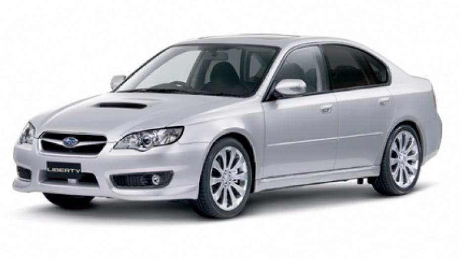 Used car review: Subaru Liberty 2003-07