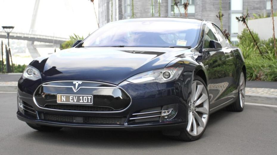 Tesla Model S P85 road test review