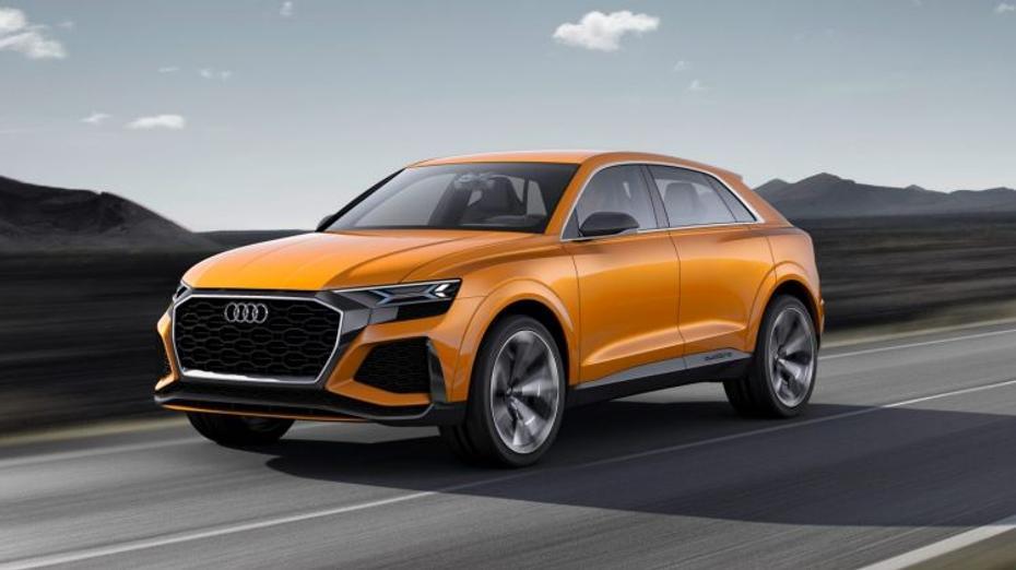 Audi Q8 Concept: Specs, Production Version >> Audi Q8 Sport Concept Revealed Audi Q8 Sport Concept Revealed