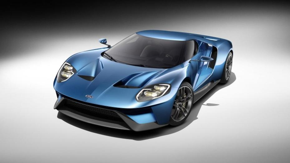 2014 Ford Performance Vehicles GT-P