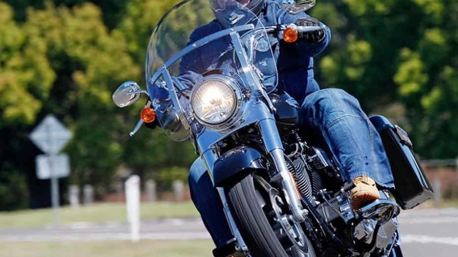 Harley's cross-dressing Switchback