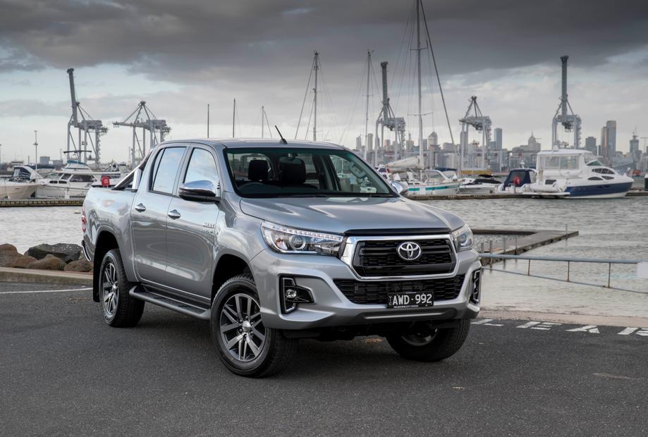 Toyota introduces DPF-saving switch   Drive com au