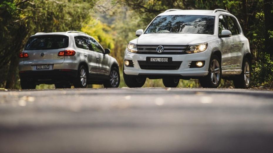 2015 Volkswagen Tiguan first drive review