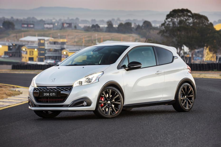 Peugeot Reveals 208 Gti Limited Edition Prices Specifications And