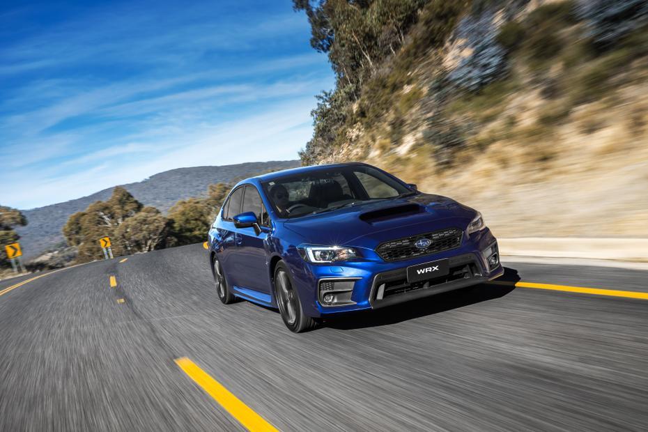 2017 Subaru WRX new car review - Quick spin: Subaru WRX