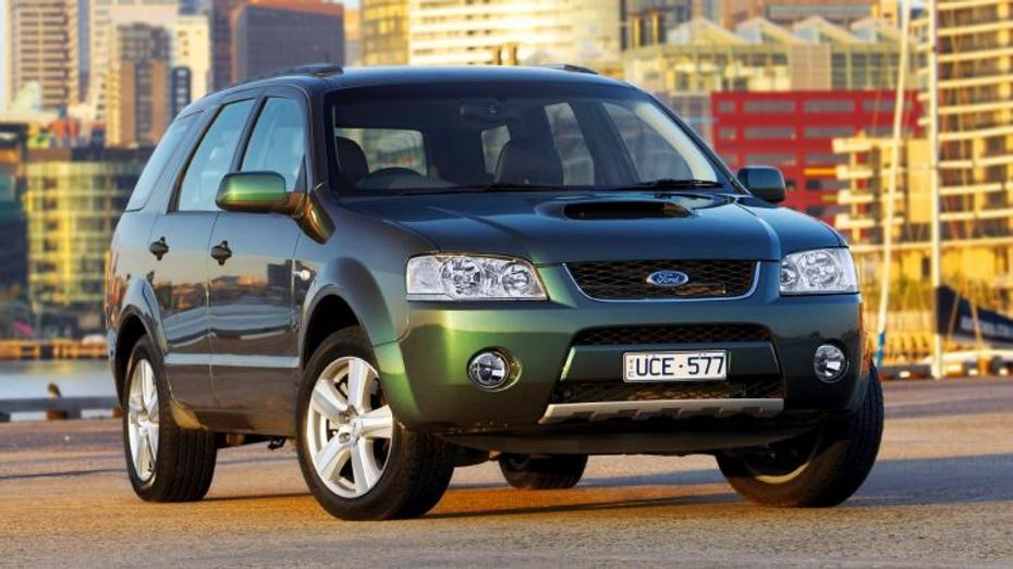 2006-2010 Ford Territory Turbo used car review - Used car