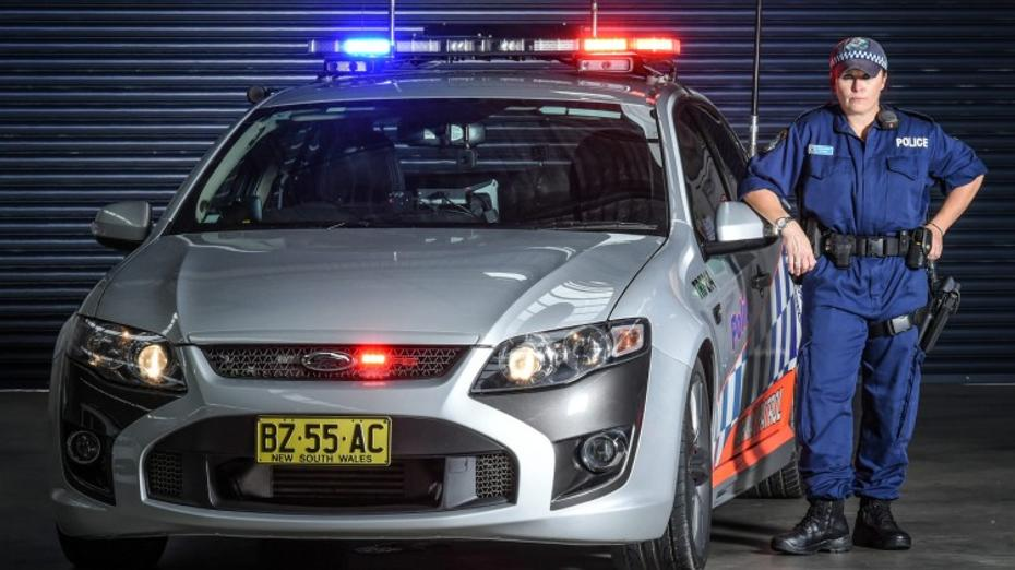 Inside a highway patrol car: The technology fitted to every NSW