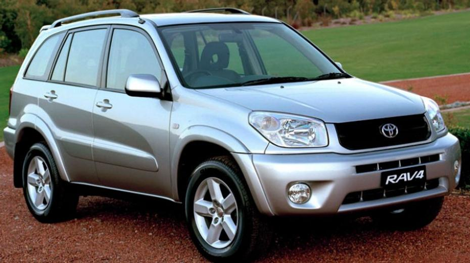 Used Car Review Toyota Rav4 2000 06