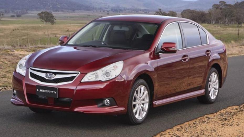 2011 Subaru Liberty