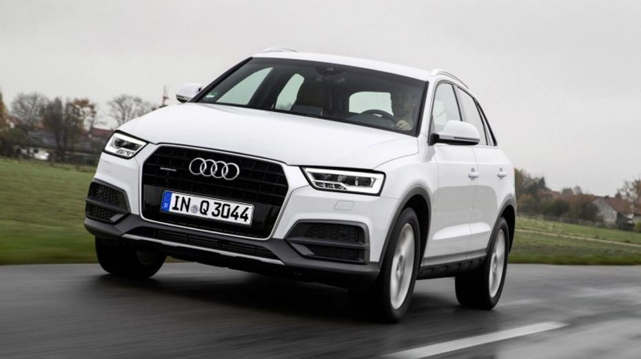2015 Audi Q3 first drive review