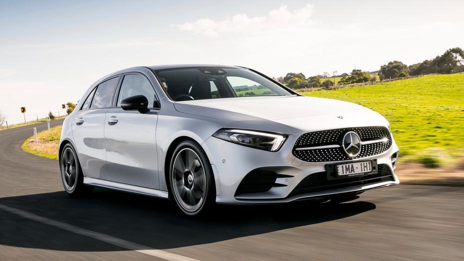 Mercedes-Benz A-Class 2018 first drive - Mercedes-Benz A