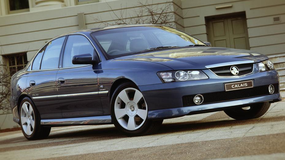 2002-06 Holden Calais VY/VZ used car review   Drive com au