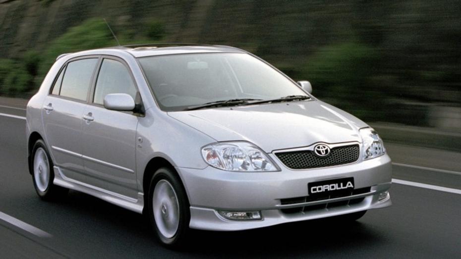 Toyota Corolla 2001 2007 Used Car Review Toyota Corolla 2001 2007