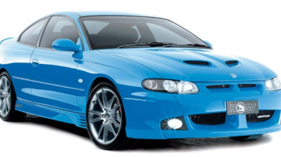 HSV GTO coupe