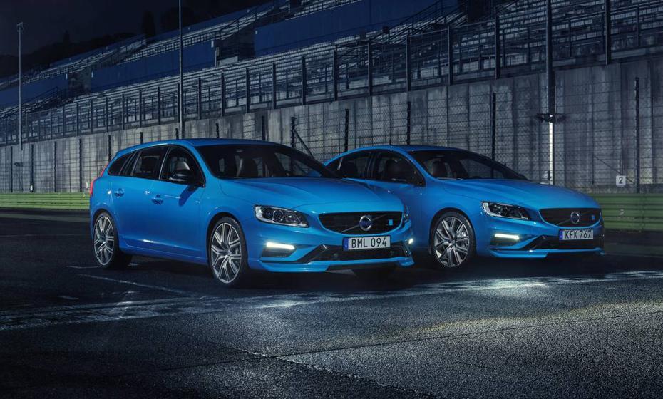 2017 Volvo S60 Polestar, V60 Polestar To Ditch Inline 6