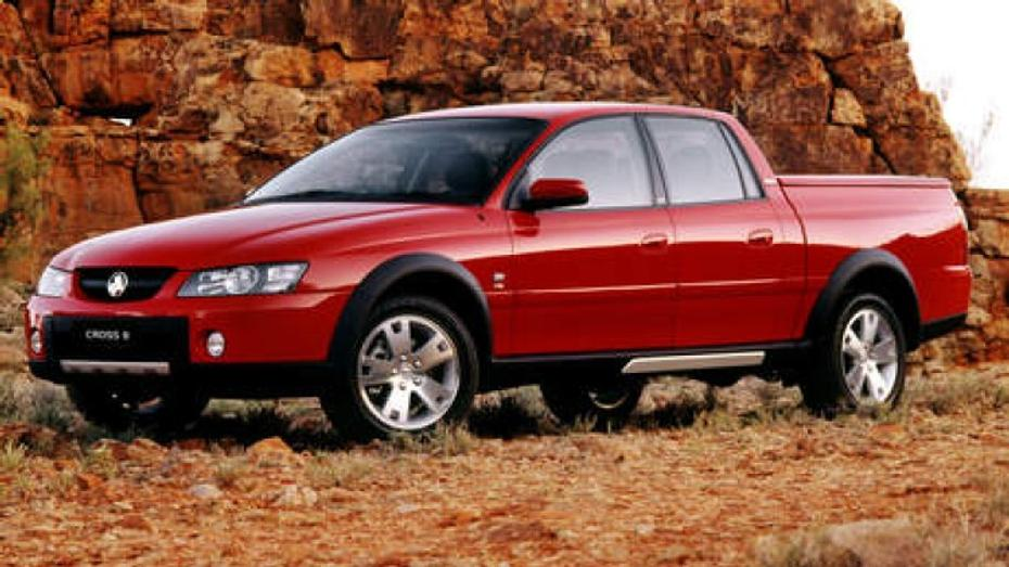 Holden Crewman Used Car Review - Was Holden's Crewman ute ahead of