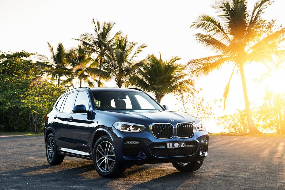 2018 BMW X5 Gets Diesel Engines And New Design >> 2018 Bmw X3 30d Quick Spin Review Quick Spin Bmw S