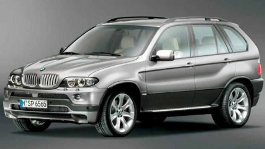 Used Car Review Bmw X5 2002 07