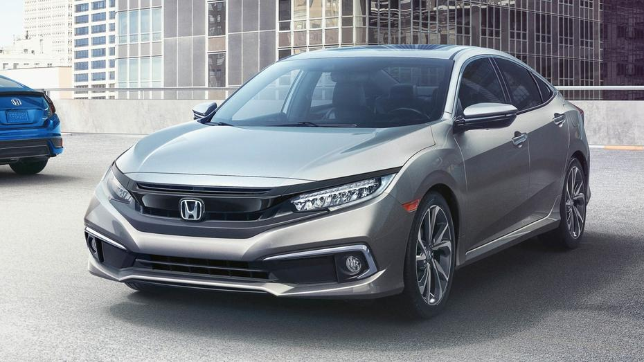2018 Honda Civic