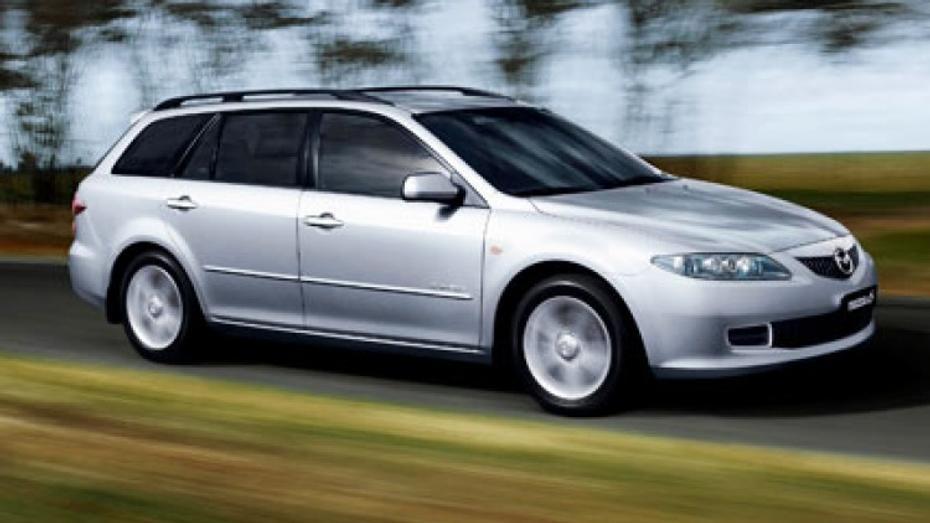 Used car review: Mazda6 Diesel 2006-08