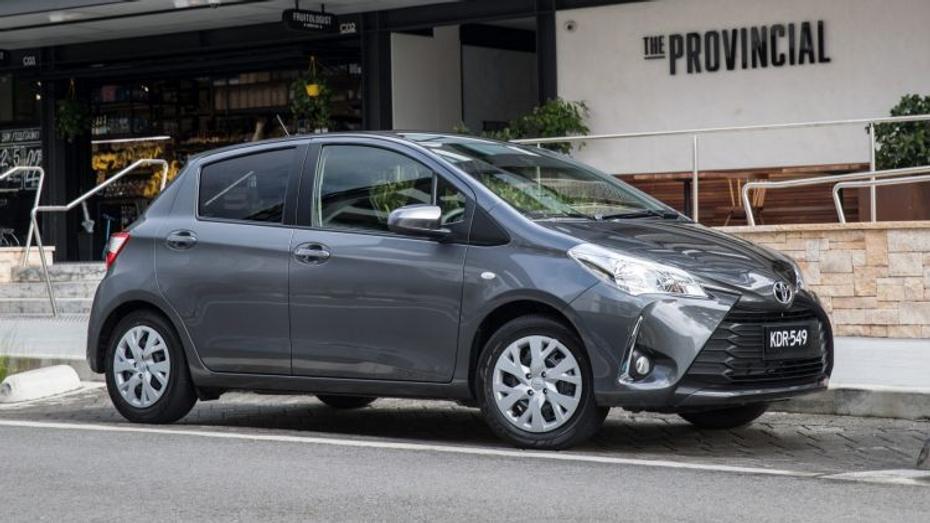 2017 Toyota Yaris Sx New Car Review Car Pool Toyota Yaris Sx