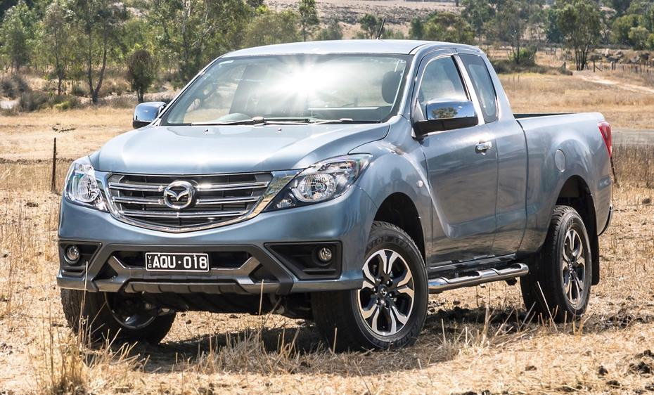 2019 Mazda BT-50 USA Release, Price, Specs, And Changes >> Mazda Reveals Bt 50 Update Mazda Reveals Bt 50 Update