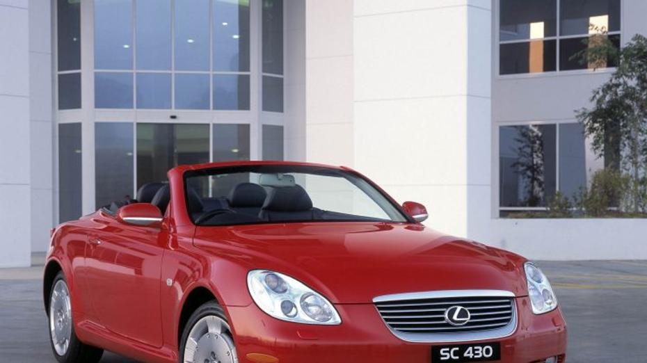 Lexus SC430 used car review