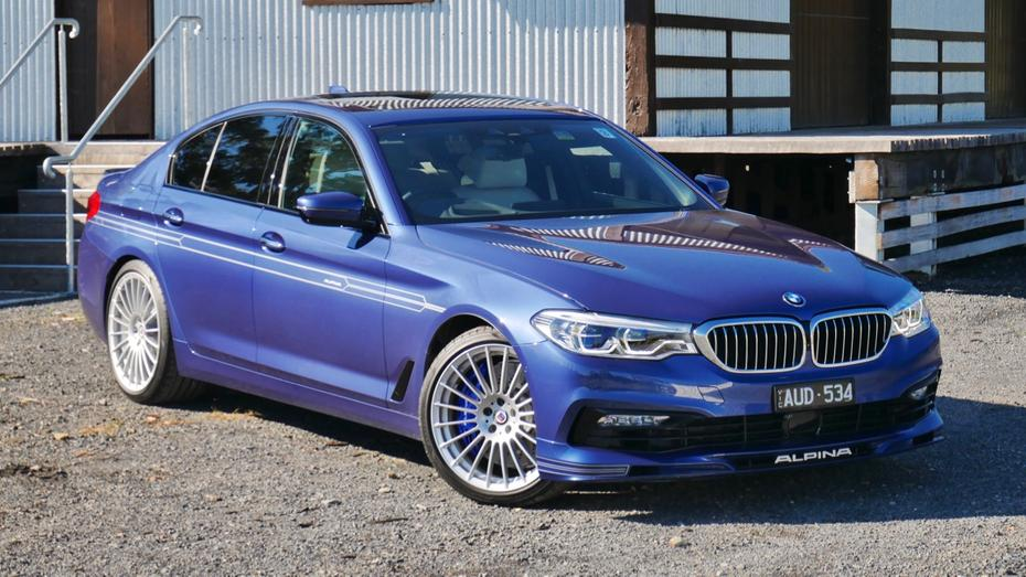 2018 Bmw Alpina B5 Review Drive Com Au