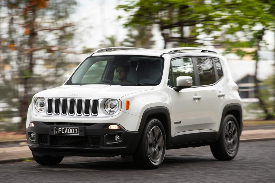 0 Jeep Renegade