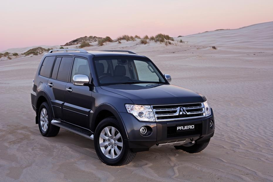 Mitsubishi Pajero used car review - This used off-roader will take
