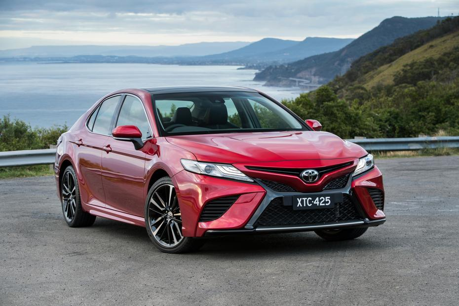2018 Toyota Camry Sx New Car Review Road Test Toyota Camry