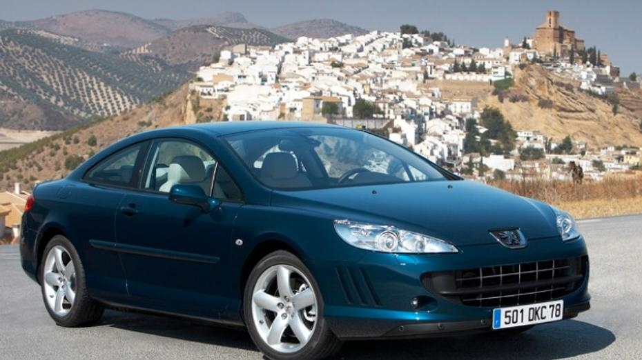 manual peugeot 407 coupe pdf
