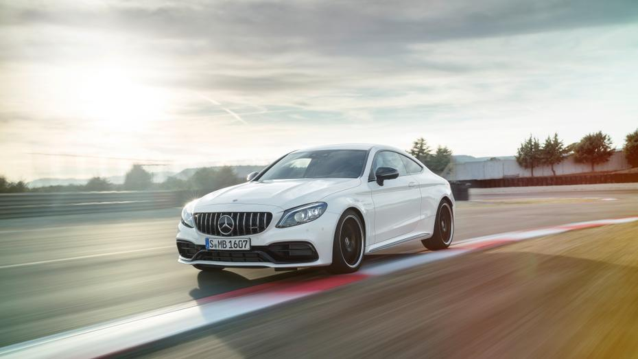 2018 Mercedes-Benz C63