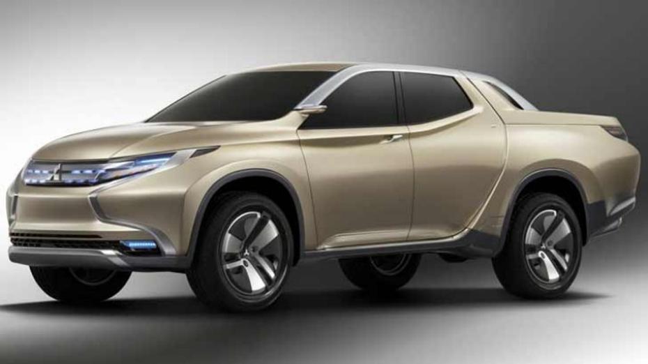 Mitsubishi pushing for hybrid ute